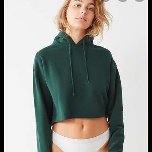Urban Outfitters Out From Under Cropped Hoodie